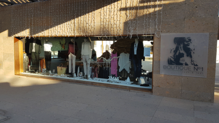 Shopping Boutique im Sotavento