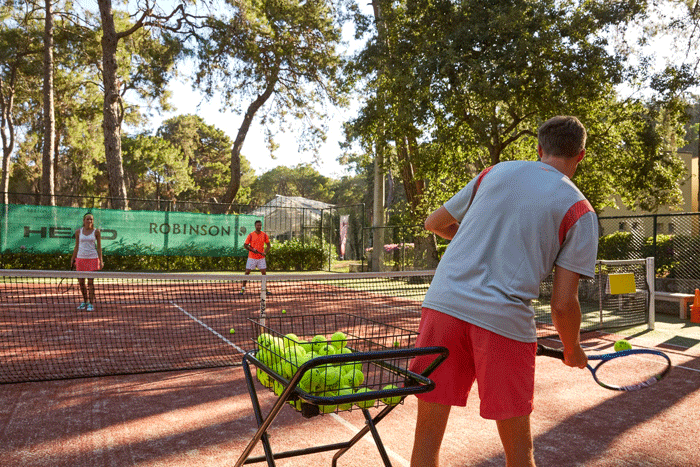 Robinson Pamfilya Tennis