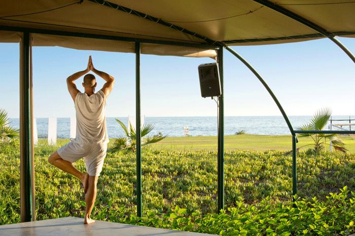 Robinson Pamfilya Yoga