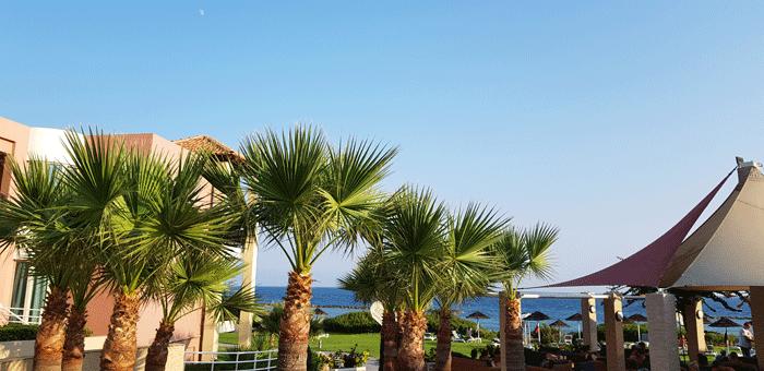 Aldiana Zypern Meerblick Anlage