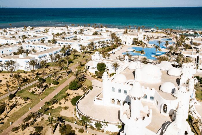 Robinson Djerba Bahiya Anlage