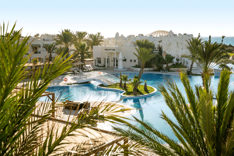 Robinson Djerba Bahiya Pool