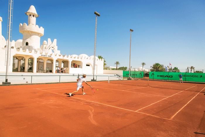 Robinson Djerba Bahiya Tennis