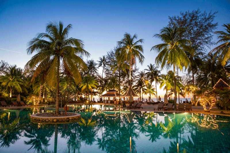 Robinson Khao Lak Thailand Pool