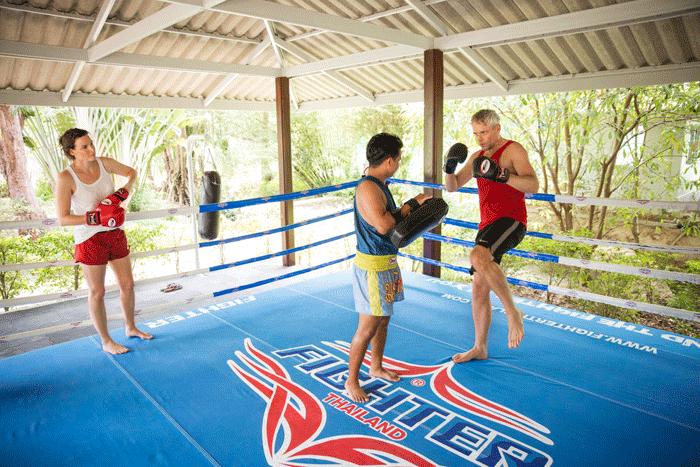 Robinson Club Khao Lak Thaiboxing
