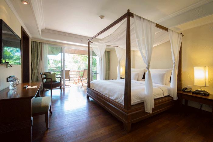 Zimmer im Robinson Khao Lak