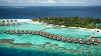 Robinson Maldives Clubanlage