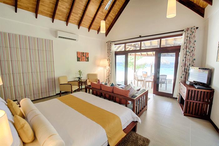 Robinson Maldives Zimmer