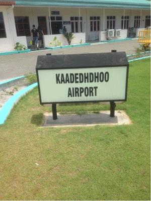 Robinson Maldives Anreise Kaadedhdhoo