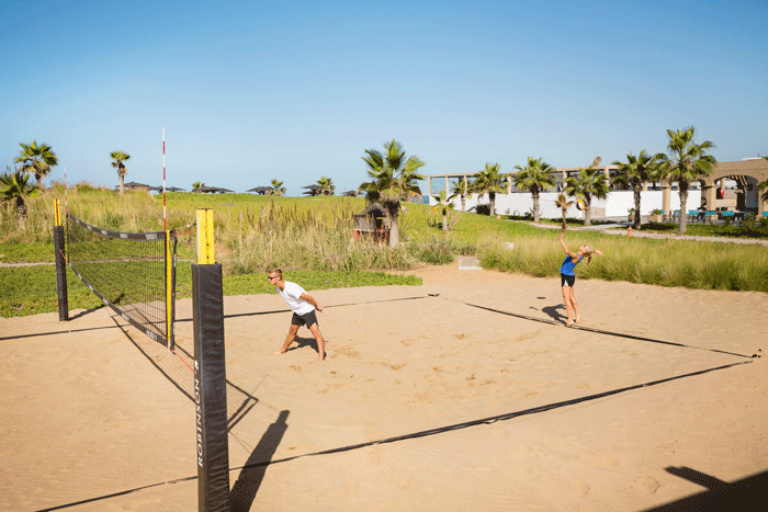 Robinson Agadir Beachvolleyball