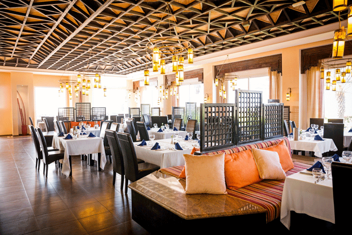 Robinson Agadir Restaurant