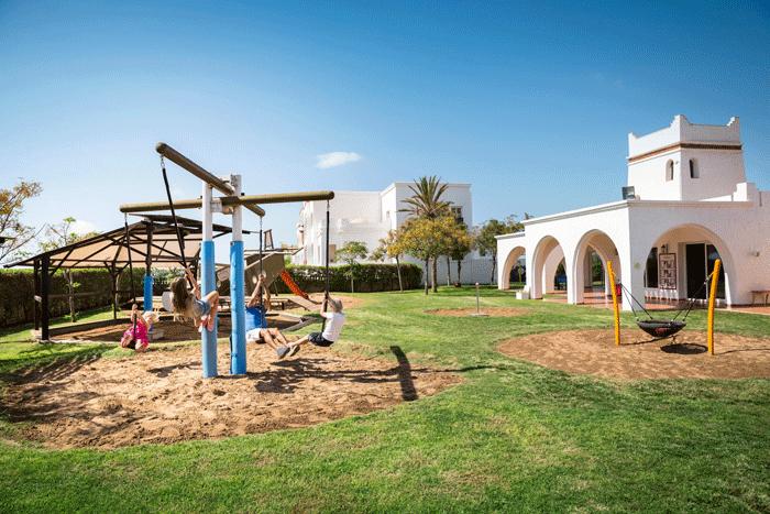 Robinson Agadir Spielplatz