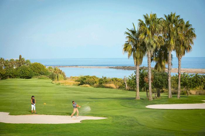 Golf im Robinson Quinta da Ria