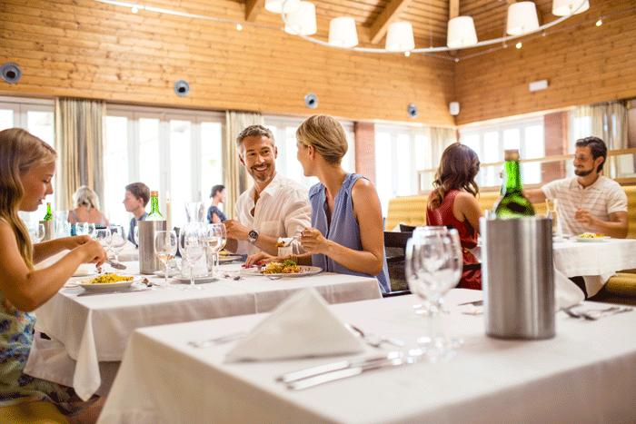 Hauptrestaurant im Robinson Quinta da Ria
